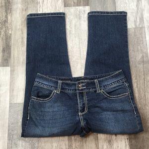 Nine West Jeans 6 Date Night Fit 28/6 Denim Jeans